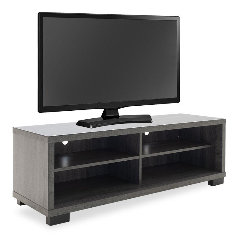 """Έπιπλο τηλεόρασης """"COMBO"""" σε χρώμα ανθρακί 120x39,5x40"""