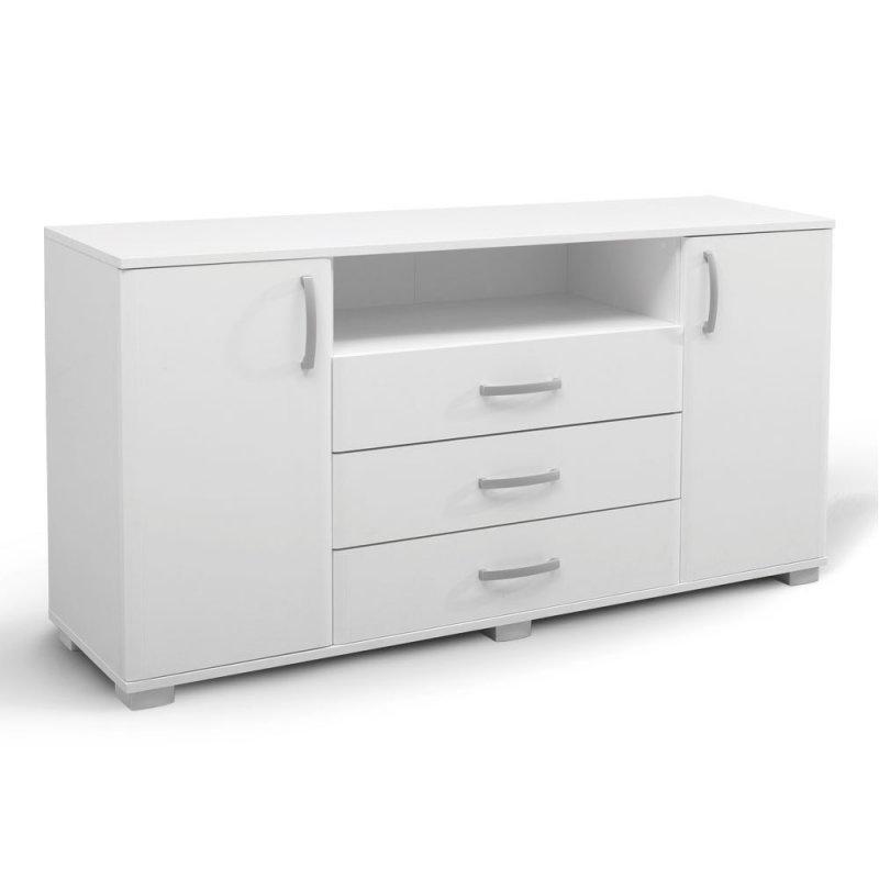 """Έπιπλο tv-μπουφές """"ROMA 150"""" σε χρώμα λευκό 150x40x80"""