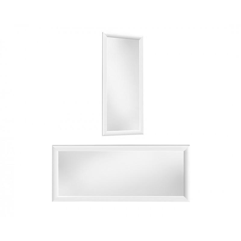 """Καθρέπτης """"APOLON PA-3"""" σε χρώμα λευκό 50x1.80x113"""
