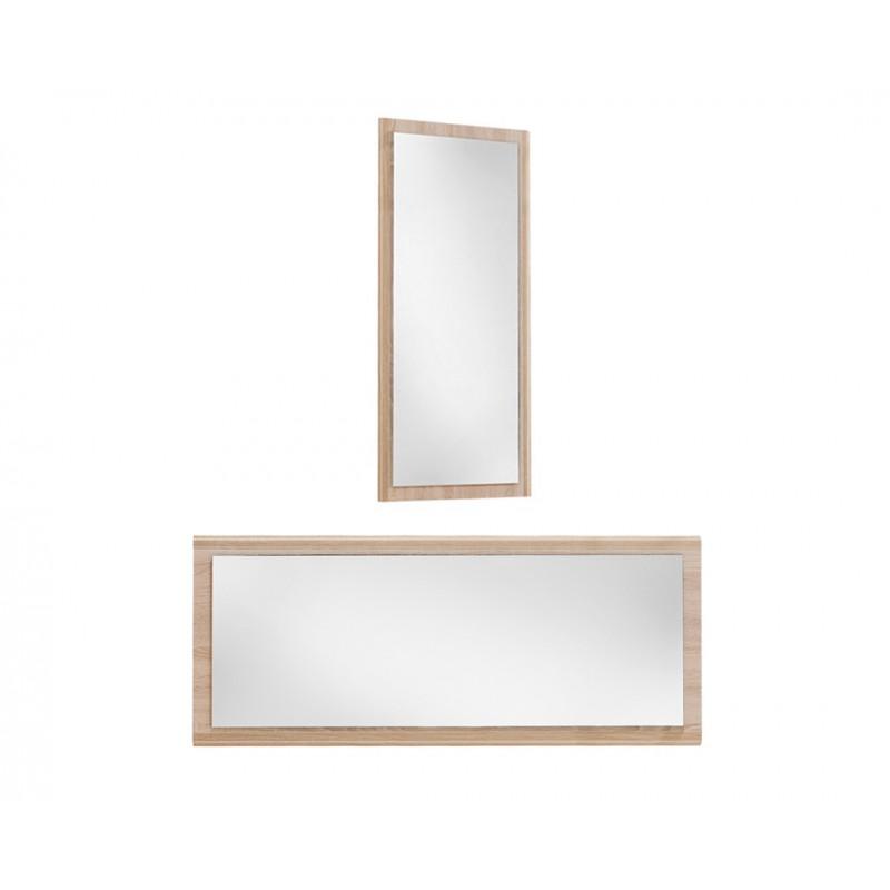 """Καθρέπτης """"APOLON PA-3"""" σε χρώμα δρυς 50x1.80x113"""