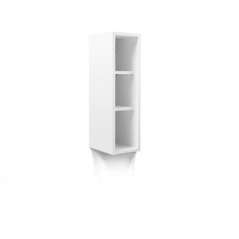 """Ντουλάπι κουζίνας """"IN"""" σε λευκό χρώμα 20x29x72"""