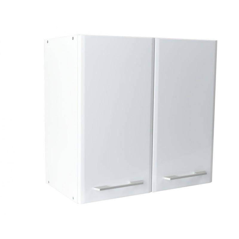 """Nτουλάπι απορροφητήρα """"MDF"""" σε λευκό γυαλιστερό χρώμα 60x31x57"""
