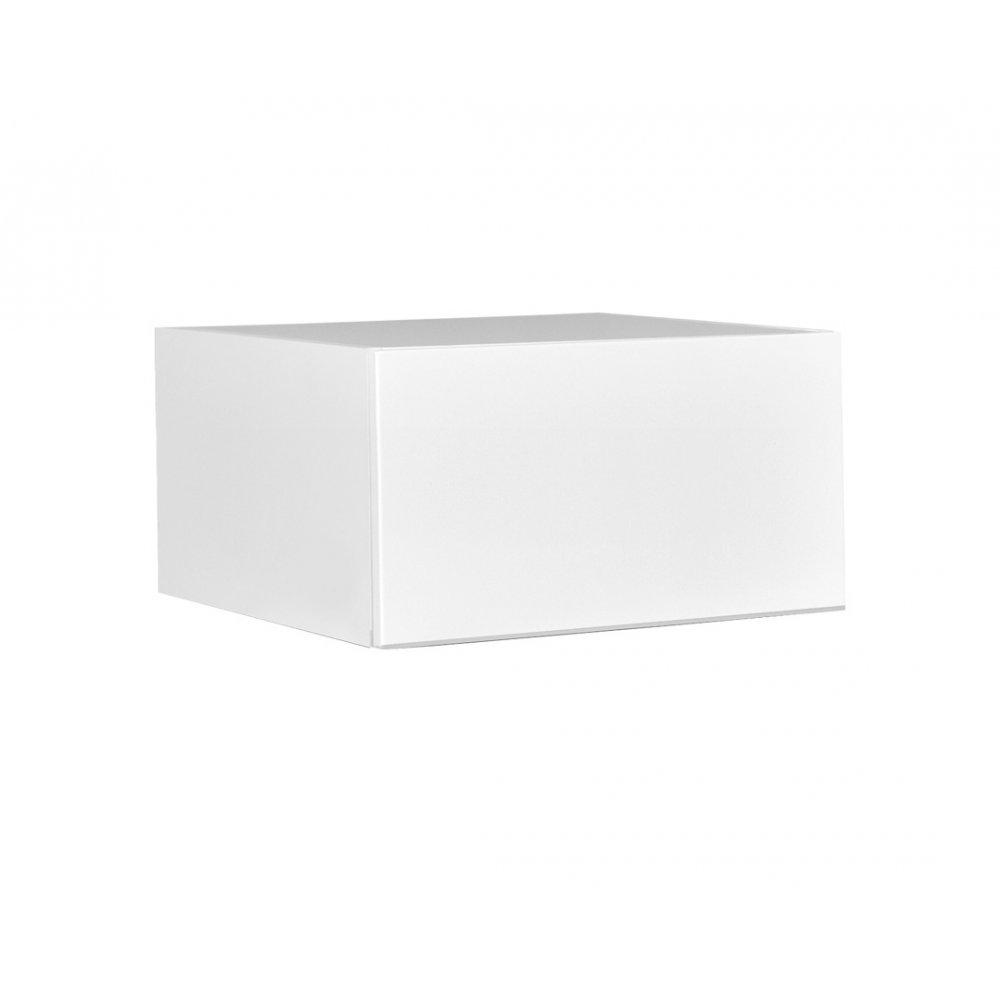 """Nτουλάπι απορροφητήρα """"ELEGANCE"""" σε λευκό γυαλιστερό χρώμα 60x32x31"""