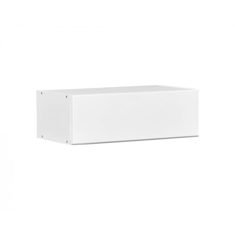 """Nτουλάπι απορροφητήρα """"ELEGANCE"""" σε λευκό γυαλιστερό χρώμα 60x32x20"""