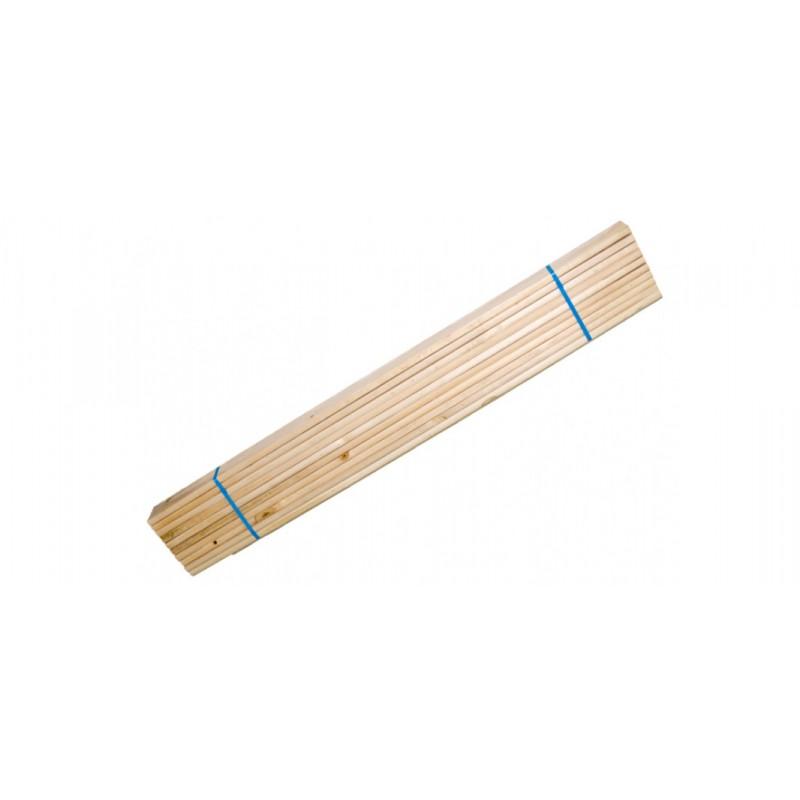 Τάβλες κρεβατιού ξύλινες (ξύλα ελάτου) 90x190