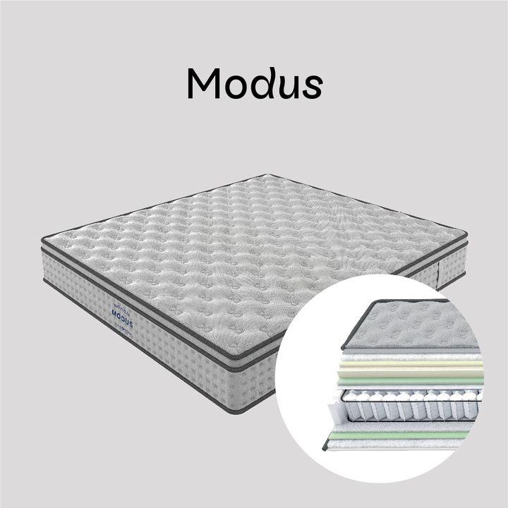 """Στρώμα μονό """"MODUS"""" 90x200"""