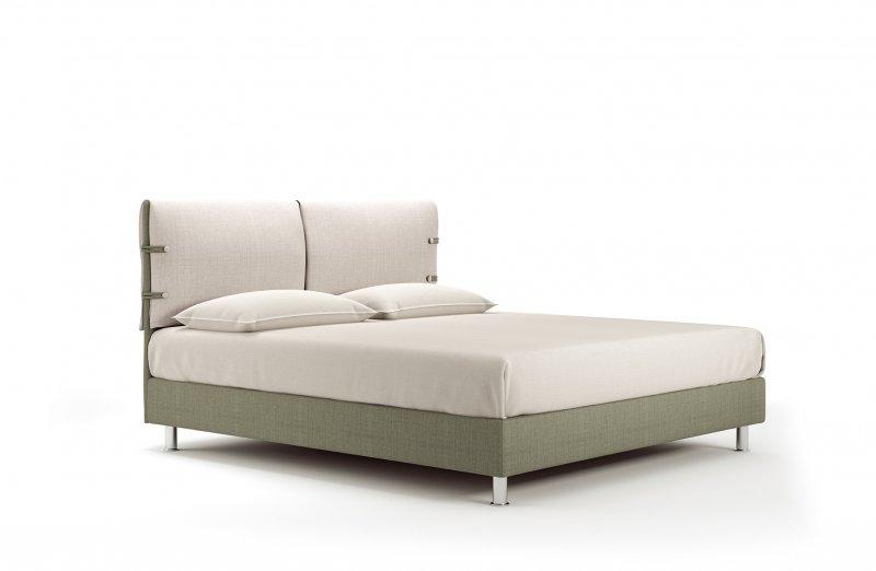 """Κρεβάτι διπλό """"ALINA"""" 160×200"""