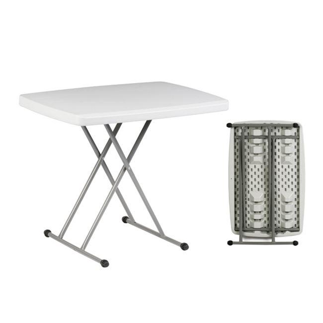 """Τραπέζι συνεδρίου """"BLOW"""" πτυσσόμενο σε λευκό χρώμα 75x50x54"""