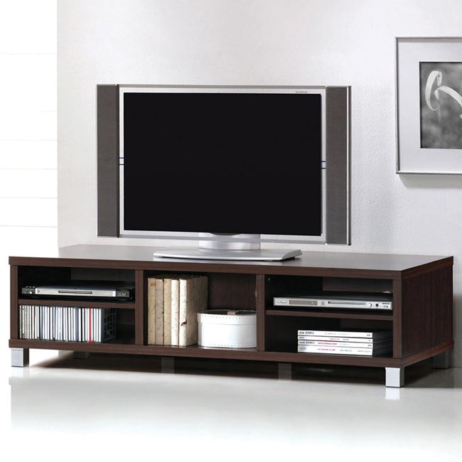 """Έπιπλο τηλεόρασης """"ANALOG"""" σε χρώμα βέγγε 150x59x41"""
