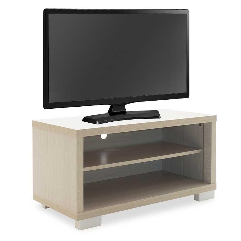 """Έπιπλο τηλεόρασης """"COMBO"""" σε χρώμα light oak 76x39x40"""