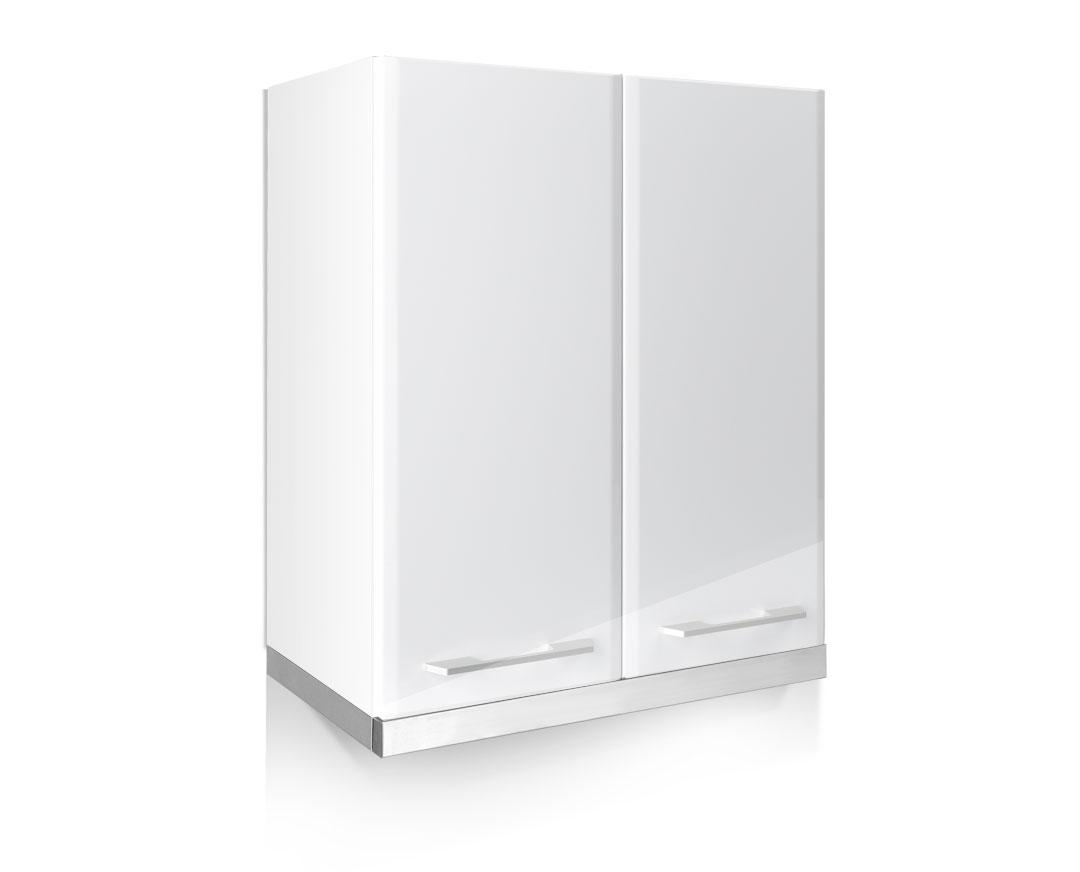 """Ντουλάπι απορροφητήρα """"IN MDF"""" σε λευκό γυαλιστερό χρώμα 60x31x68"""